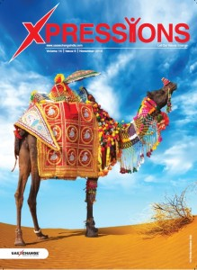 Xpressions - The monthly magazine of UAE Exchange