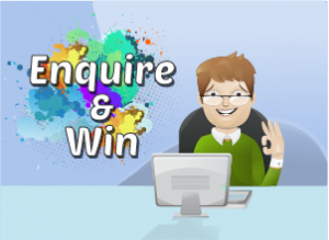 Enquire and Win