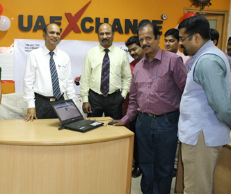 Uae Exchange India Declares The Lucky Winners Of Customer Loyalty Month Promo