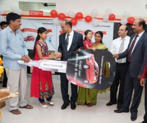 UAE Exchange Gifts the Car to Customer