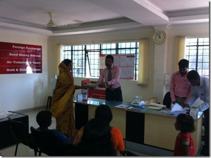 Oachira Branch Conducts Group Meeting with Kudumbasree Unit