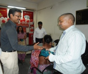 Armur Branch Conducts Customer Meet