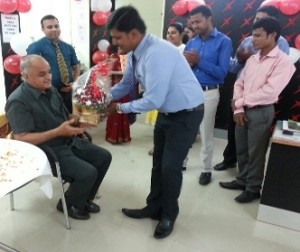 Kammanahalli Branch Conducts Customer Meet