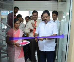UAE Exchange India Opened its First Smart Branch in Salem