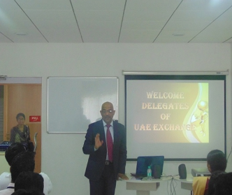 UAE Exchange India Conducts Induction-cum-Training Session for its Staff