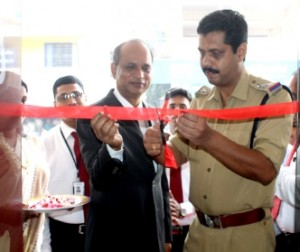 UAE Exchange India shifted its Venjaramoodu branch of Trivandrum region to a new location.