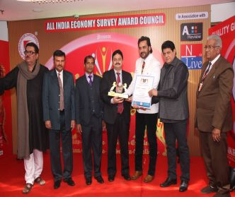 UAE Exchange India Grabs Super Quality Crown from AIESAC