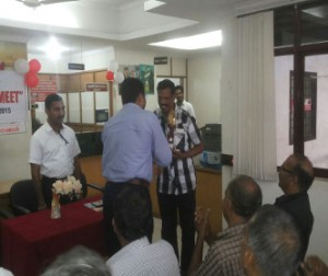 Customer Meet Programme in Payangadi Branch of UAE Exchange India