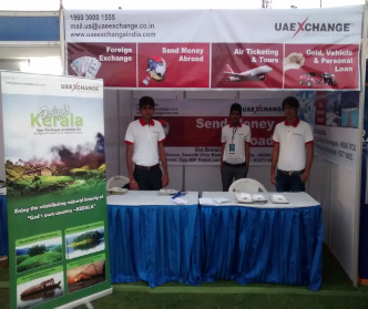 UAE Exchange India Ahmedabad Branch attends Swagalam Seventy