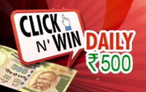 Click-n-WIN Daily Contest