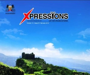 Xpressions, The Monthly Magazine