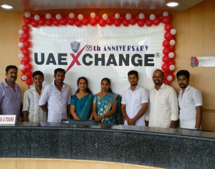 Airport Ed By Uae Exchange India