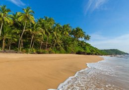 Visit Goa beaches